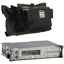 Sound Devices Sound Devices 702 Field Recorder and Porta Brace