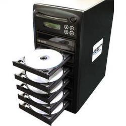 Hamilton Buhl 1:5 DVD/CD Duplicator with LCD Screen HB125 B&H