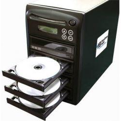 Hamilton Buhl 1:3 DVD/CD Duplicator with LCD Screen HB123 B&H