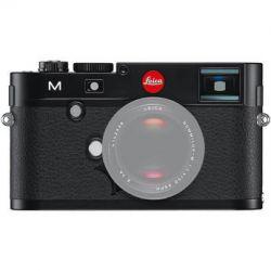 Leica M Digital Rangefinder Camera Body (Black) 10770 B&H Photo