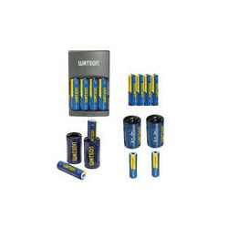Watson 4-Hour Rapid Charger Kit with 8 AA & 4 AAA NiMH B&H