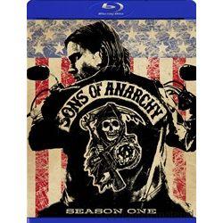 Sons Of Anarchy: Season One (Blu-ray  2008)