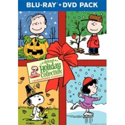 Peanuts: Deluxe Holiday Collection (Blu-ray  1965)