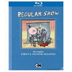 Regular Show: The Complete First & Second Seasons (Blu-ray )