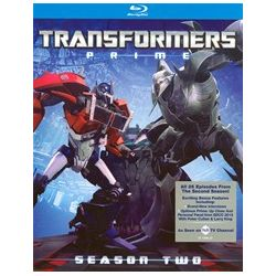 Transformers Prime: Complete Second Season (Blu-ray  2011)