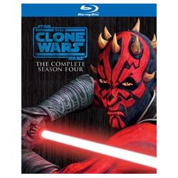 Star Wars: The Clone Wars - The Complete Season Four (Blu-ray )