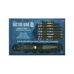 Doctor Who: The Complete Series 1 - 7 - Limited Edition Gift Set (Blu-ray )