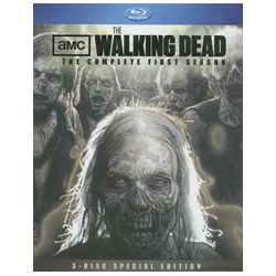 Walking Dead, The: The Complete First Season - Special Edition (Blu-ray  2010)
