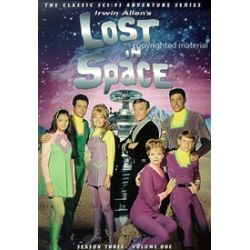 Lost In Space: Season 3 - Volume 1 (DVD 1967)