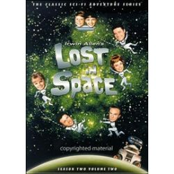 Lost In Space: Season 2 - Volume 2 (DVD 1966)