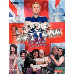 Little Britain: The Complete Collection (DVD 2003)