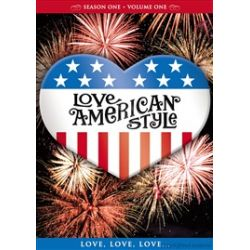 Love American Style: Season One - Volume One (DVD 1969)