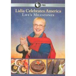 Lidia Celebrates America: Life's Milestones (DVD)