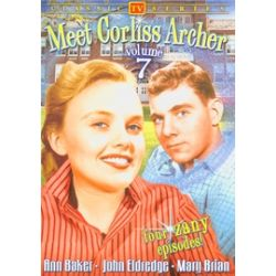 Meet Corliss Archer: Volume 7 (DVD 1954)