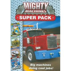 Mighty Machines: Super Pack (DVD 2007)