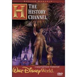Modern Marvels: Walt Disney World (DVD 2005)