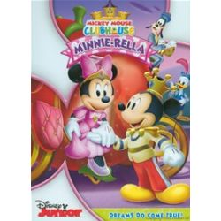 Mickey Mouse Clubhouse: Minnie-Rella (DVD)