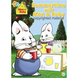 Max & Ruby: Summertime With Max & Ruby (DVD 2007)