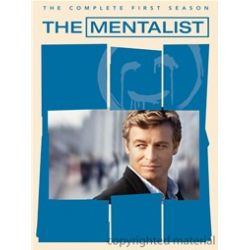 Mentalist, The: The Complete First Season (DVD 2008)
