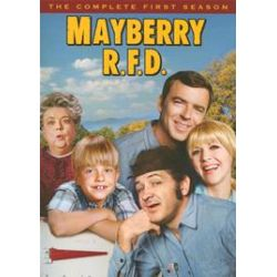 Mayberry R.F.D.: The Complete First Season (DVD 1968)