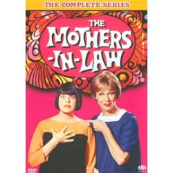 Mothers-In-Law, The: The Complete Series (DVD 1967)
