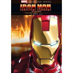 Marvel Animation: Iron Man - Complete Series (DVD 2010)