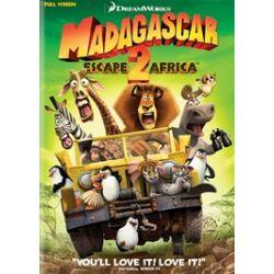 Madagascar: Escape 2 Africa (Fullscreen) / Nickelodeon's Penguins Of Madagascar (2 Pack) (DVD 2008)