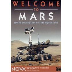 Nova: Welcome To Mars (DVD 2005)
