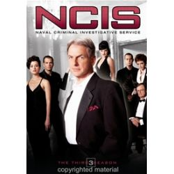 NCIS: The Third Season (DVD 2005)