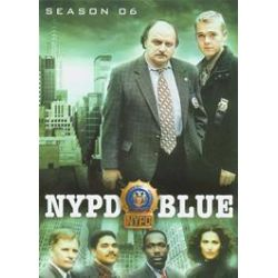 NYPD Blue: Season 6 (DVD 1998)