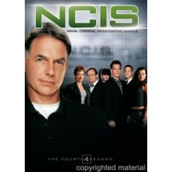 NCIS: The Fourth Season (DVD 2006)