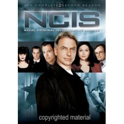 NCIS: The Complete Second Season (DVD 2004)