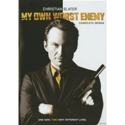 My Own Worst Enemy: Complete Series (DVD 2008)