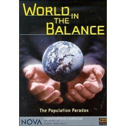 Nova:  World In The Balance (DVD 2004)