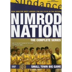 Nimrod Nation: The Complete Series (DVD 2007)