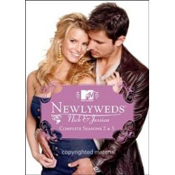 Newlyweds: Nick & Jessica - The Complete Seasons 2 & 3 (DVD 2004)