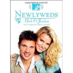 Newlyweds: Nick & Jessica - The Complete First Season (DVD 2003)