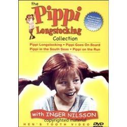 Pippi Longstocking Collection (DVD 1970)