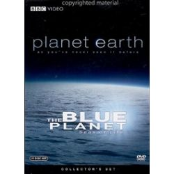 Planet Earth: The Complete Collection / The Blue Planet: Seas Of Life - Special Edition (DVD 2007)