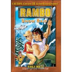Rambo: Volume 5 - Snow Road (DVD 1986)
