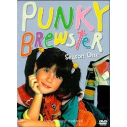 Punky Brewster: Season One (DVD 1984)