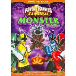 Power Rangers: Monster Bash Halloween (DVD 2011)
