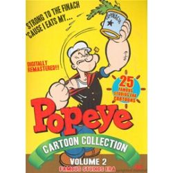 Popeye Cartoon Collection: Volume Two (DVD)