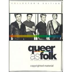 Queer As Folk: The Complete Second Season (DVD 2002)