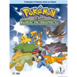 Pokemon: Diamond & Pearl Galactic Battles - Vol. 1 (DVD)