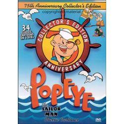 Popeye The Sailor Man Classics: 75th Anniversary Collector's Edition (DVD 2004)