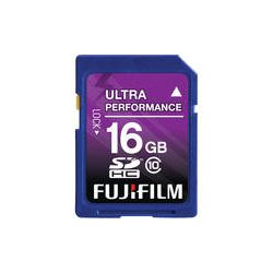 Fujifilm 16GB SDHC Memory Card Class 10 600008926 B&H Photo
