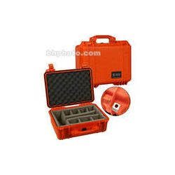 Pelican 1450 Case with Dividers (Orange) 1450-004-150 B&H Photo