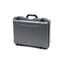 Nanuk 940-1007 Case with Cubed Foam (Graphite) 940-1007 B&H
