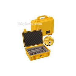 Pelican 1450 Case with Dividers (Yellow) 1450-004-240 B&H Photo